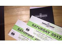 2 x Goodwood tickets for this Saturday