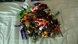 Toy figures Mixture approx.50