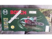 Bosch AKE35S electric chainsaw BNIB, never assembled