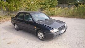Nisssan SUNNY DIESEL LHD LEFT HAND DRIVE SALOON VERY GOOD EXPORT AFRICA FOR TAXI