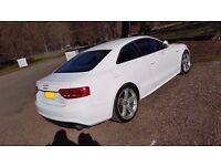 "AUDI 19"" ALLOY WHEELS AND TYRES"