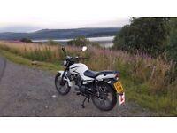 125cc motorbike