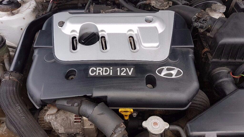 Hyundai Getz Accent 1.5CRDi 2004 Only 46,000 Miles - 30 Day Warranty
