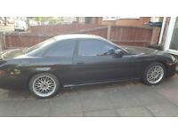 Rare 1991 GT2500 Twin Turbo Early Lexus Soarer. Porche Eater