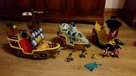 Jake and the never land pirates bundle