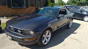 2007 Ford Mustang V6, Manual, Pony Package, Spoiler, 2 Sets of R Cambridge Kitchener Area image 8