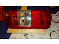 FORD TRANSIT CONNECT REAR LIGHT LENSE