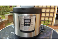 InstantPot Programabile Multifunction 6liter 6in 1 Pressure/slow cooker.