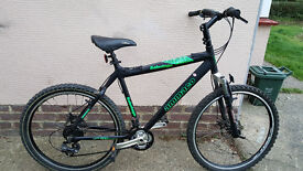 Mans Front suspention mountain bike....................£70