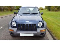 JEEP CHEROKEE SPORT 2.8 DIESEL AUTO AUTOMATIC 4x4 ESTATE