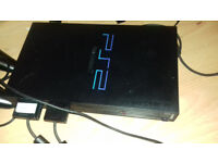 SONY PS2 WITH GAMES