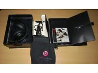 Like new Beats by Dr. Dre DETOX Limited Edition Over Ear Headphones - Black in excellent condition