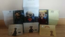 Compare the meerkat toy bundle of 3