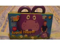 Let's Play Out Animal Hopper Hippo