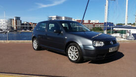2002 Volkswagen Golf GTTDi PD150 3 Door