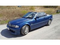 *** BMW 320 CONVERTIBLE FOR SALE ***