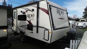 2017 Forest River Rockwood Roo 17