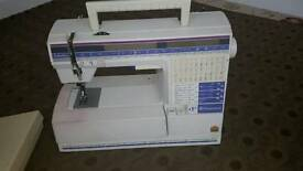 husqvarna viking 1+ 300 computer sewing machine
