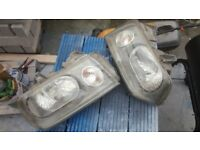 Headlights fit Peugeot,fiat,citreon