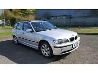 2001 BMW 320, 2.2 Petrol Straight 6.