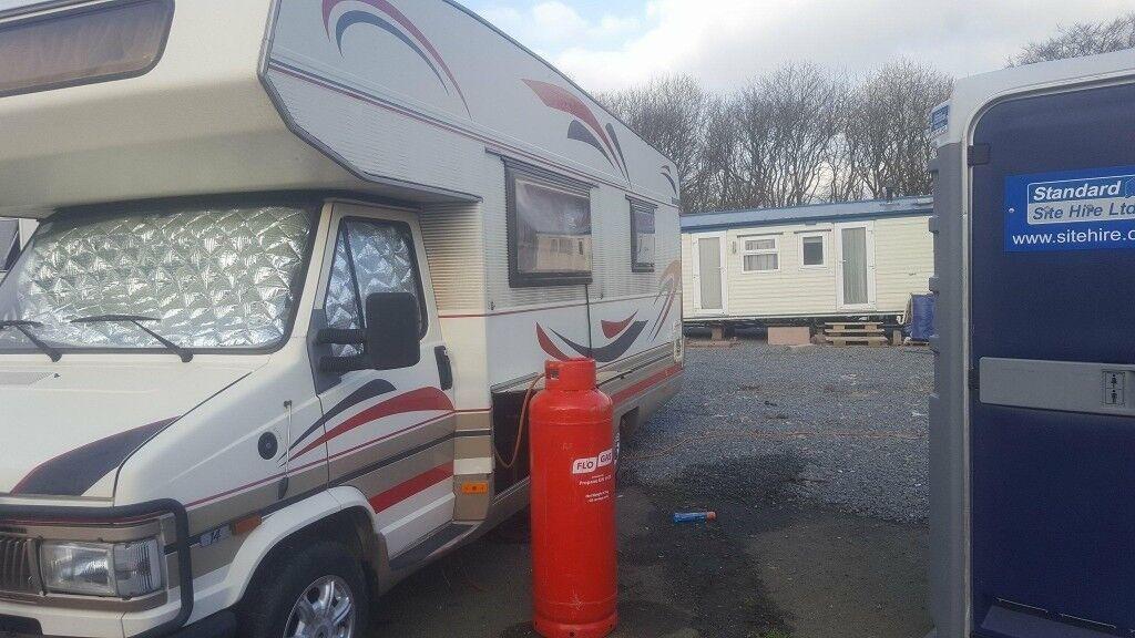 Fiet Ducato campervan for sale
