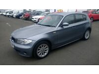 bmw 1 series 116 es 5door 2006 56 plate metallic paint alloys
