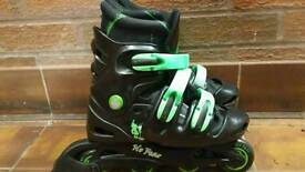 Mens Inline No Fear Rollerblades Skating size 5-8