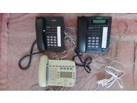 Panasonic Telephone 3 available