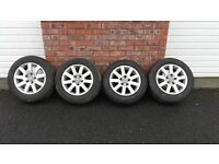 VW Passat 5x112 Alloy Wheels