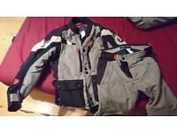 Bmw GS Dry Jacket and GS Dry Trousers