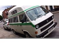 RARE CLASSIC 1988 VW T25 WEST COUNTRY KESTREL CAMPER VAN