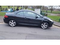 Peugeot 307 Sport HDI CC Convertible│1997 CC Diesel │2dr Manual│ low Millage only 52000 │1 Year MOT