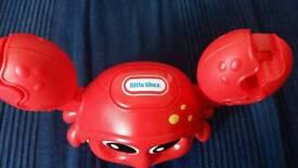 Little tikes crab