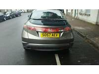 Honda civic low mileage only 50000