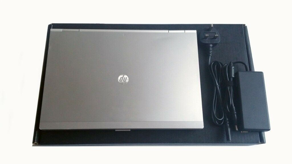 mint condition hp elitebook laptop 4x2 3ghz core i5 8gb ram memory