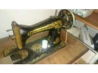Singer sewing machine and more