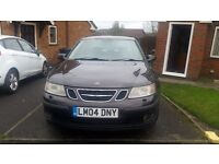 Saab 1.8 litre with 6 months MOT