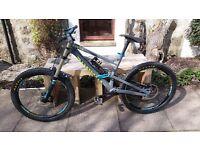 Downhill bike Canyon Torque FRX