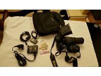 Nikon NKR-D40 Digital Camera