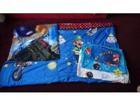 Super Mario Single Bedding Set