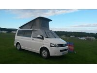 Thermal external blind for VW T5 Campervan