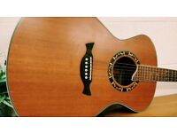 CRAFTER GT15 SMALL BODIED ACOUSTIC GUITAR