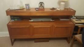 macintosh teak sideboard