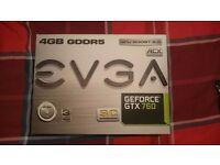 EVGA GTX 760 4GB Superclocked ACX