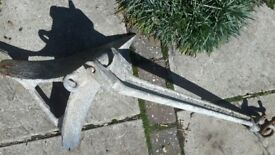 15lb Plough anchor SWMF