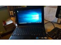 SAMSUNG N145 PLUS NETBOOK Intel Atom 1.66GHz 2GB
