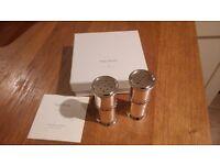 Vera Wang salt & pepper pots