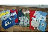 Large bundle of boys 18-24m clothes