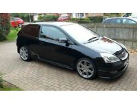 Honda Civic Type-R (EP3) Premier Special edition Sept 2005 (55 reg.) 44,000 miles, 1 owner from new