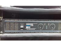 Warrior 1000w amplifier